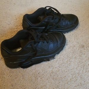 Boys black air max